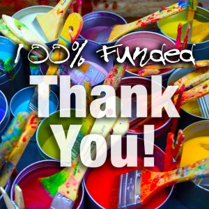 100% Funded - Thank You